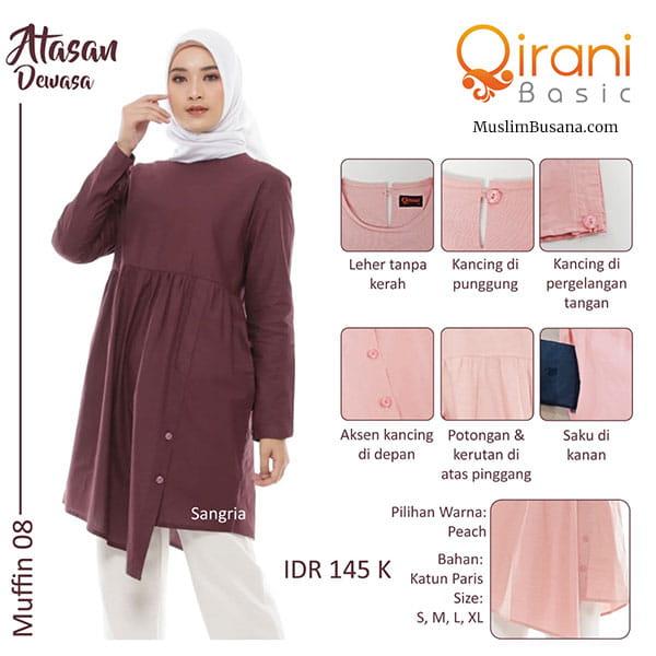 Qirani Atasan Muffin 8