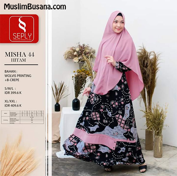 Seply Misha 44 by Ethica - Ethica Gamis Gamis Dewasa