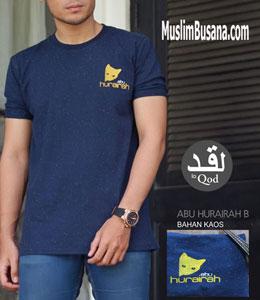 La Qod Abu Huraira B Kaos Oblong