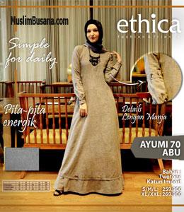 Ethica Ayumi 69 Abu Gamis Dewasa