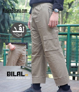 La Qod Bilal 01 Celana