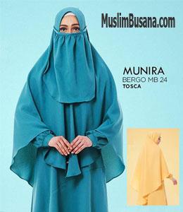 Munira MB 24 Tosca Jilbab Dewasa