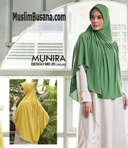 Munira MB 28 Bergo