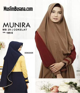 Bergo - Munira MB 29