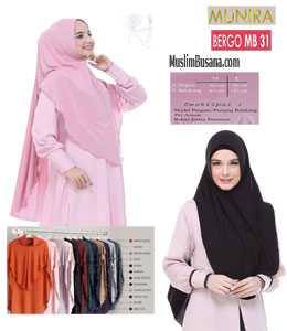 Munira MB 31 Bergo