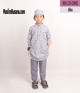 Fatih Firra MKA 126 CEMRE Abu Koko Anak & Remaja