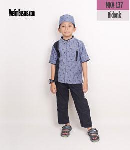 Fatih Firra MKA 137 Bidonk Koko Anak & Remaja