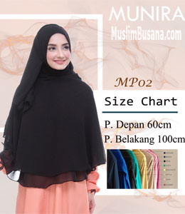 Bergo - Munira MP 02