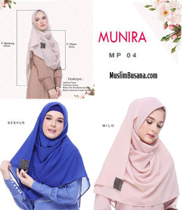 Munira MP 04 Bergo