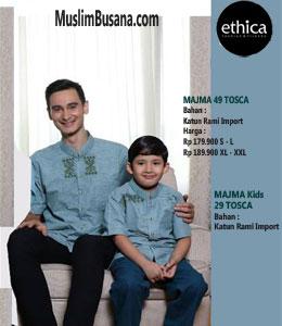 Ethica Majma 49 Tosca Setelan Anak