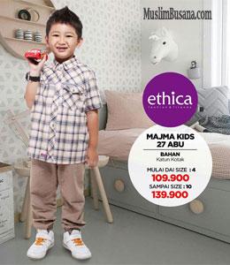 Ethica Majma Kids 27 Abu Koko Anak & Remaja