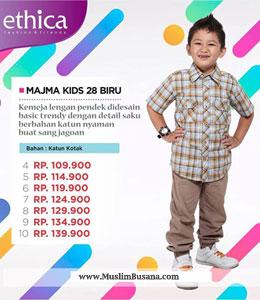 Ethica Majma Kids 28 Biru Koko Anak & Remaja