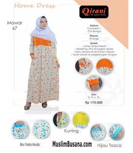 Qirani Mawar 67 Jilbab Dewasa