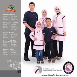 Qirani Sarimbit Melati 220 Pink Sarimbit