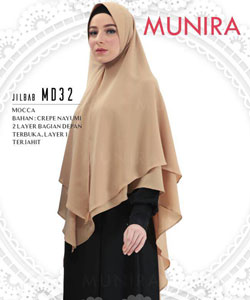 Munira MD 32 Bergo