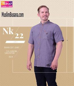 Nibras NK 22 Abu Koko Dewasa