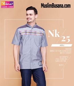 Nibras NK 25 Abu Koko Dewasa
