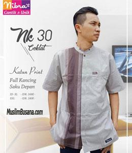Nibras NK 30 Coklat Koko Dewasa