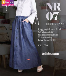 Nibras Rok NR 07 Rok Dewasa