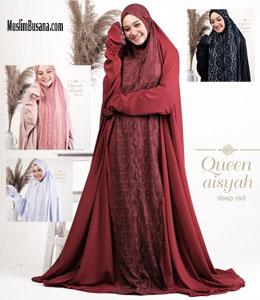 Queen Aisyah Mukena