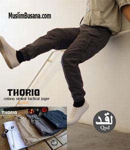 La Qod Sirwal Thoriq Celana