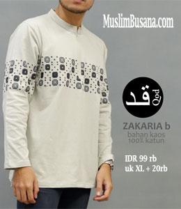 Qod Zakaria B