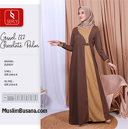 Gamis Dewasa - Seply Gissel 237 by Ethica