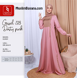 Gamis Dewasa - Seply Gissel 238 by Ethica