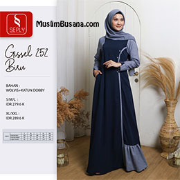 Gamis Dewasa - Seply Gissel 252 by Ethica