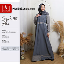 Gamis Dewasa - Seply Gissel 253 by Ethica